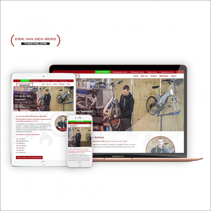Erik van de Berg Tweewielers | Webdesigner Hilversum | Project Direct | Webdesign Hilversum | Website bouwen Hilversum | Wordpress Hilversum | Grafische vormgever Hilversum | SEO Hilversum | Hosting | Wordpress training Hilversum | Logo design Hilversum | SSL Certificaten | Website onderhoud Hilversum | Timo van Tilburg